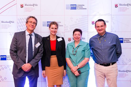 German Businessmen Delegation visit